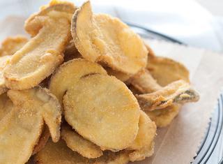 Ricetta Porcini impanati e fritti