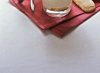 Tiramisù al caco nel bicchiere