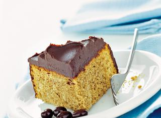 Ricetta Torta moka con ganache
