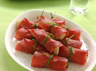 Ricetta Fagottini di bresaola con carciofi
