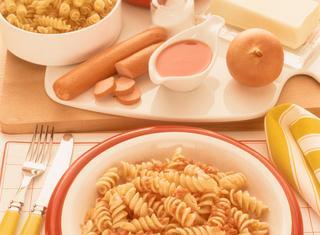 Ricetta Pasta ai wurstel