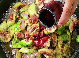 Ricetta Crepes con marmellata di fichi