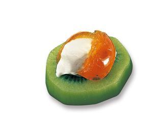Kiwi con il formaggio: antipasti veloci