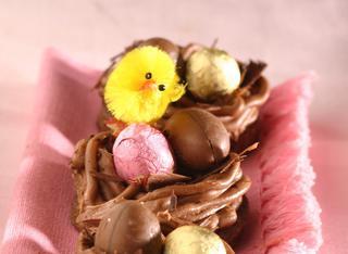 Ricetta Nidi di Pasqua