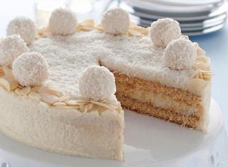 Ricetta Torta Raffaello ® al cocco