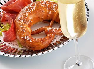 Bretzel o pretzel salati