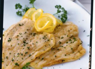 Ricetta Filetti di platessa con limone e prezzemolo