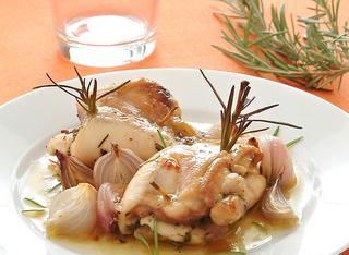 Ricetta Sovracosce di pollo al rosmarino