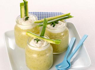 Ricetta Flan di zucchine al timo