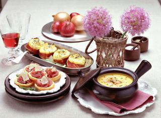 Ricetta Crema di cipolle allo zafferano