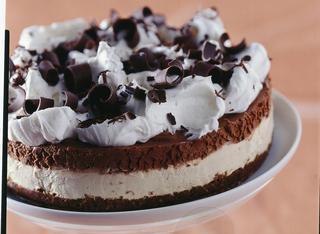 Ricetta Torta semifreddo