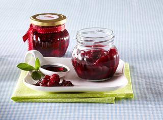 Ricetta Marmellata di ciliegie veloce
