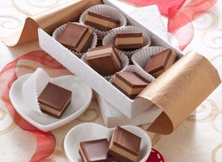 Ricetta Cremini ai due cioccolati