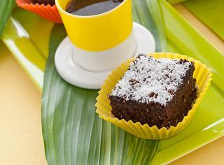 Dolcetti ciocco-cocco-caffè