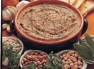 Ricetta Zuppa di legumi secchi