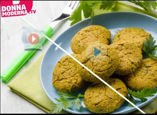 Video ricetta: Polpette di lenticchie e zenzero
