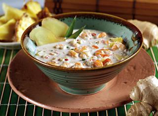 Ricetta Zuppa thai agrodolce