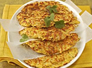 Ricetta Gallette di patate