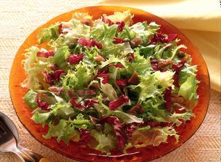 Gran misto di insalate