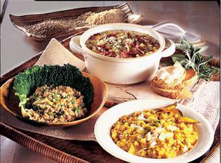 Ricetta Grano saraceno alle lenticchie