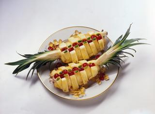 Ananas gelatinato