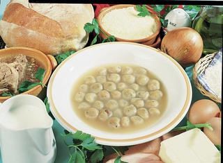Ricetta Gnocchi di pane alla veneziana