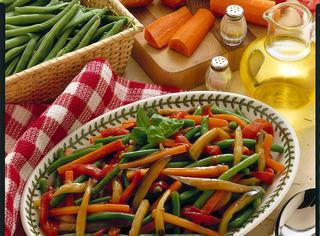 Ricetta Misto di verdure in padella
