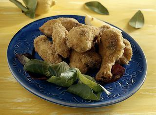 Ricetta Il pollo fritto