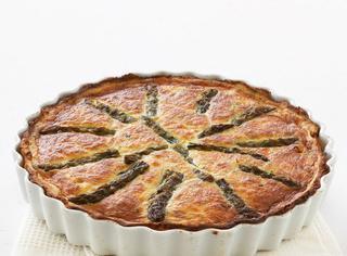 Ricetta Quiche di asparagi in crosta di patate