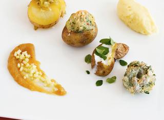 Ricetta Degustazione di patate