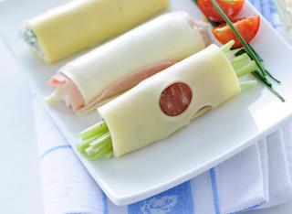 Ricetta Involtini di formaggio