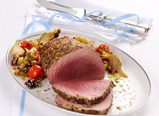 Ricetta Roast beef di tonno