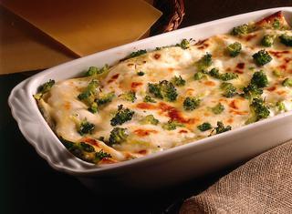 Lasagne a broccoli