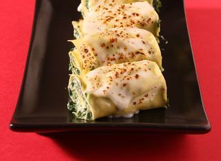 Ricetta Cannelloni con spinaci