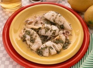 Ricetta Calamari al grill