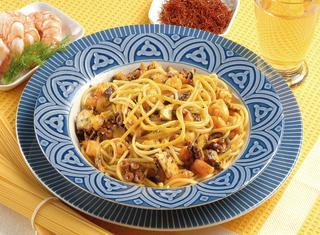 Spaghetti al ragù di mare
