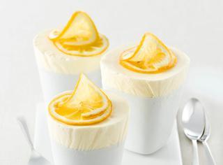 Ricetta Soufflè gelato cremoso al limone