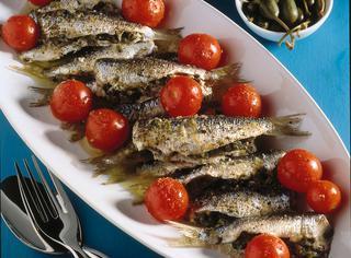 Ricetta Sarde saporite alla siciliana