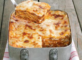 Ricetta Lasagne ricche ai funghi secchi