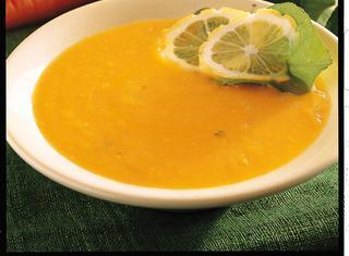 Ricetta Crema di carote al limone