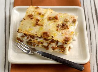 Lasagne al ragù alla bolognese