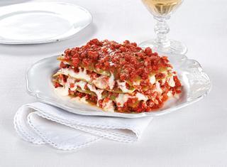 Lasagne verdi al forno