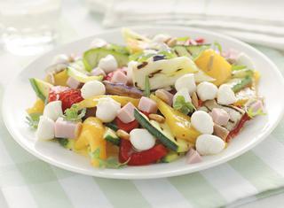 Ricetta Insalata con verdure grigliate