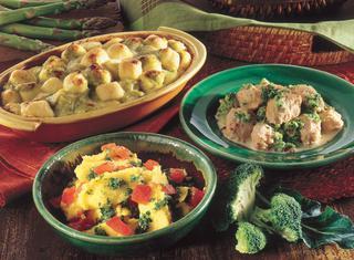 Ricetta Gnocchi al sugo di broccoli