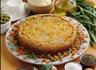 Ricetta Tortino vegetale al forno