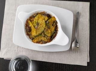 Ricetta Parmigiana di zucca gialla