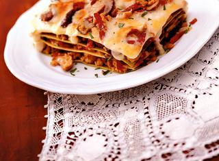 Pasticcio di lasagne di San Frediano