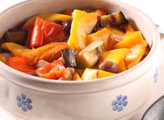 Ricetta Caponata di melanzane e peperoni