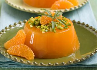 Ricetta Gelatina di mandarino
