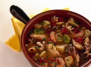 Gran zuppa di pesce